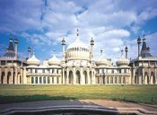 The Royal Pavilion - Brighton - Historical Houses